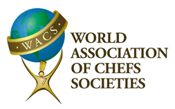 Accredited by World Chefs Associaton